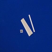 Пьезоэлектрический керамический пластинчатый преобразователь 63*4*0,5 mm-PZT5 ультразвуковой датчик энергии/сбора электроэнергии лист давления