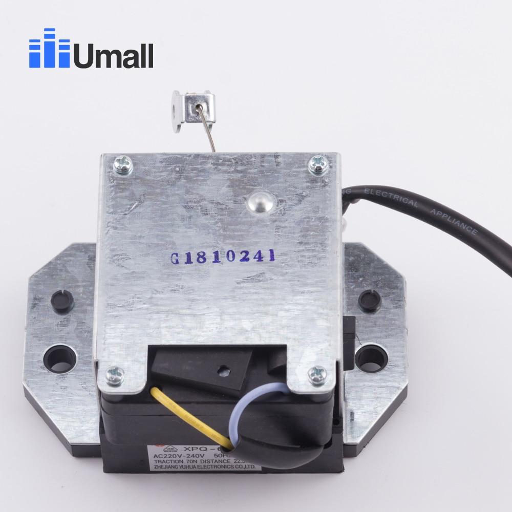 Ac 220 V 50 Hz Off Weiß Ablauf Ventil Motor Traktor Für Haier Waschmaschine Home
