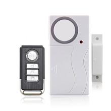 Wireless Home Door Window Burglar DIY Safety Security ALARM System Magnetic Sensor Remote Control