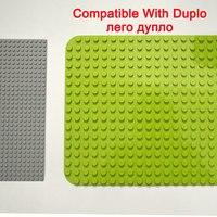 Minecrafted Big Blocks Base Plate 404 Dots 38 5 27 3 Cm DIY Baseplate Building Blocks