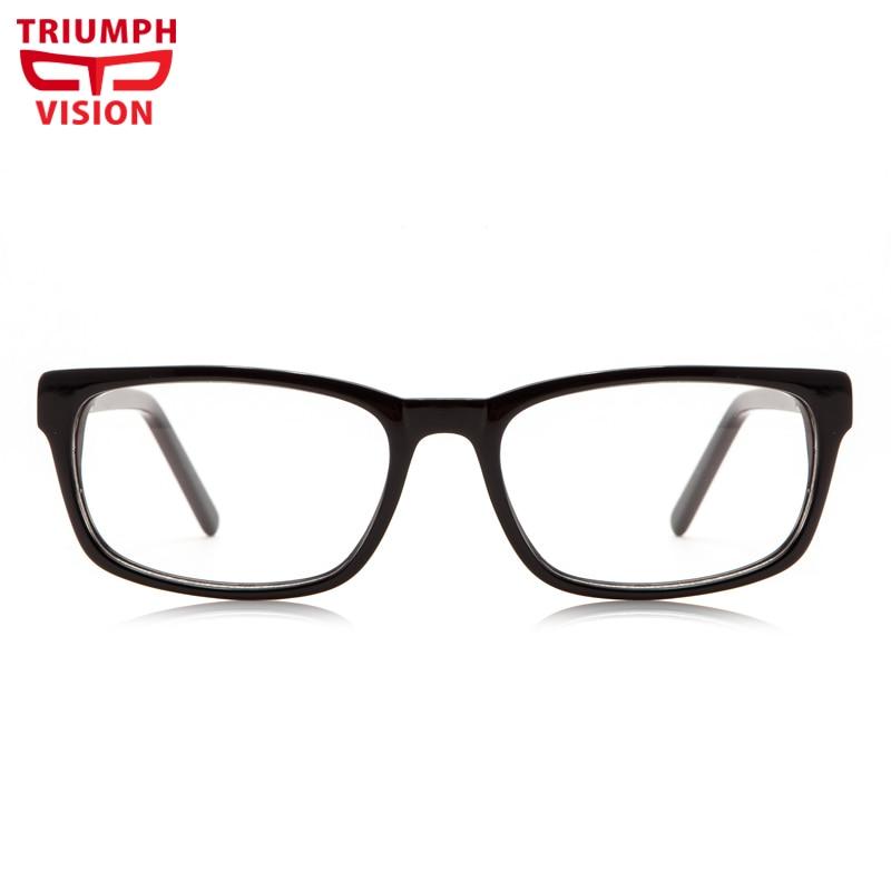 Triumph Lesen Klar c4 Brillen Herren Optische c1 Kurzsichtig Schwarz C3 Offizielle Stil Platz Progresssive Vision c2 SqrS8xwF