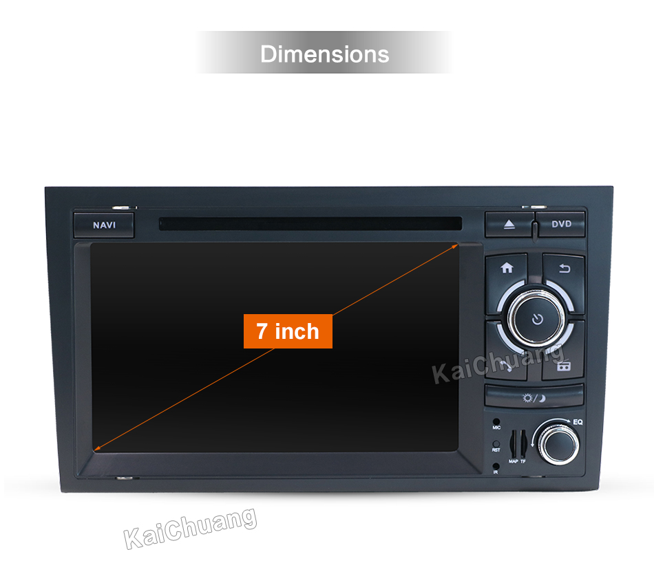 (2003-2008) for android Audi 18