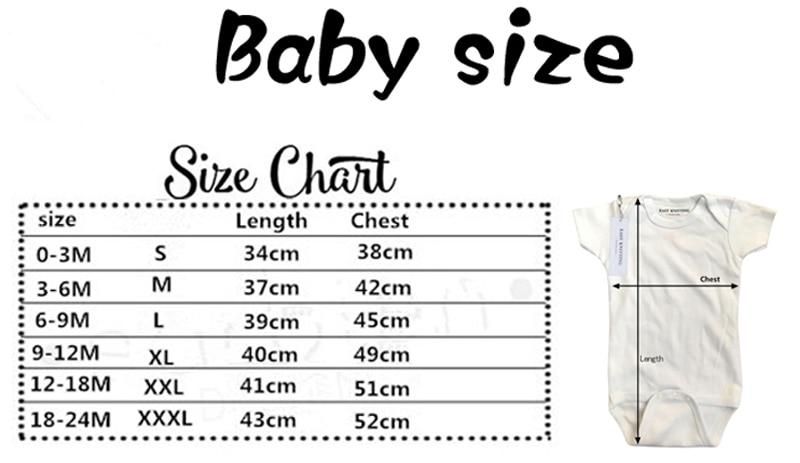 baby romper size