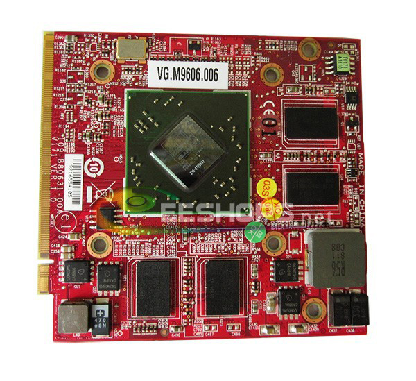 все цены на  for AMD ATI HD 4650 HD4650 DDR2 1GB Graphics Video Card for Acer Aspire 5920G 4520G 4720G 4730ZG 4920G 4930G 5520G VGA MXM Board  онлайн