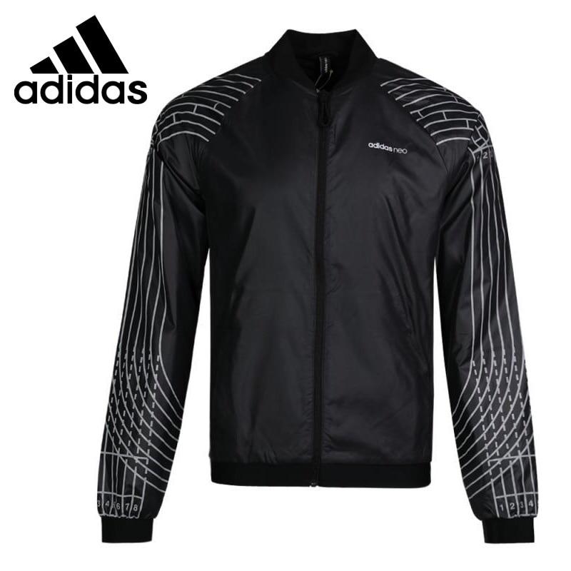 Original New Arrival 2018 Adidas Neo Label M FAV WB Men's jacket Sportswear original new arrival 2018 adidas neo label m fav mesh l wb men s jacket hooded sportswear