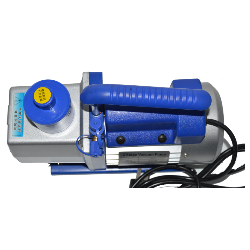 220V 2L Rotary vane Vaccum Pump, 5L Vacuum Buckets ,280*280mm Stainless Steel Vacuum Degassing Chamber