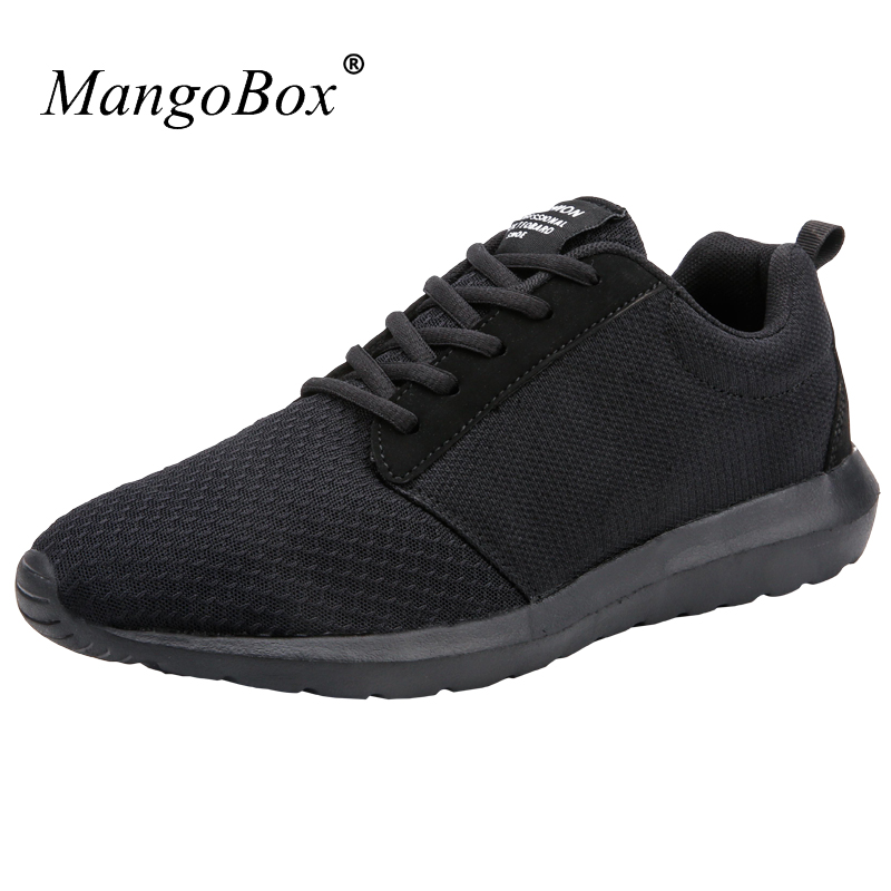 Women Men Sneakers Shoes Black Man Sneakers Platform Lightweight Unisex Running Shoes Big Size 36-47 Athletic Trainers
