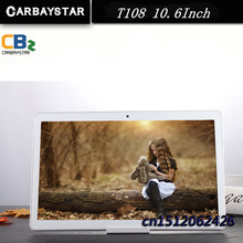 CARBAYSTAR T108 tablet pc android tablet pc10.6 pulgadas Android 5.1 Octa core tablet pc android Ram 4 GB Rom 64 GB
