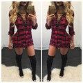 Moda Sexy rompers womens jumpsuit Cintura Alta Lindo multi straps Grade Lace-up com decote em v Calções Playsuit macacões plus size