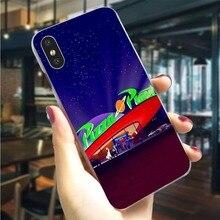 Hard Case für iPhone 7 Plus Spielzeug Geschichte Pizza Planeten Abdeckung für iPhone Xs Abdeckungen XR Xs 8 6 6S 5 S 5 SE Xs Max Zurück Haut Bunte