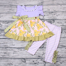 Newest Winter Girls Baby Clothes Set Children T-Shirt Pant Suit Kids Outfit 100% Cotton Tops Panties 2 -7 Year Clothing new girls clothing sets 2017 kids girls clothes set cotton t shirt skirt pant outfit girls sport suit children clothes for 3 8 y page 7