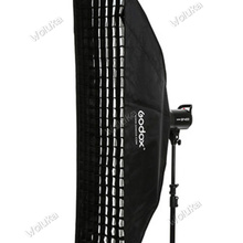 """Godox 1"""" x 63"""" 35x160 см полоса улей сотовый софтбокс с решеткой для фото строб студия Flash софтбокс Bowens крепление CD50 T03 H"""