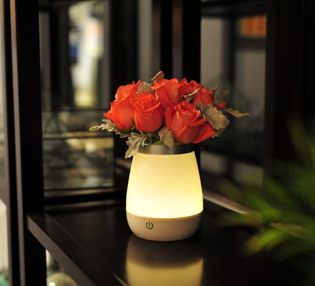 Commercio all\'ingrosso decorativo vaso lampada da comodino camera da ...