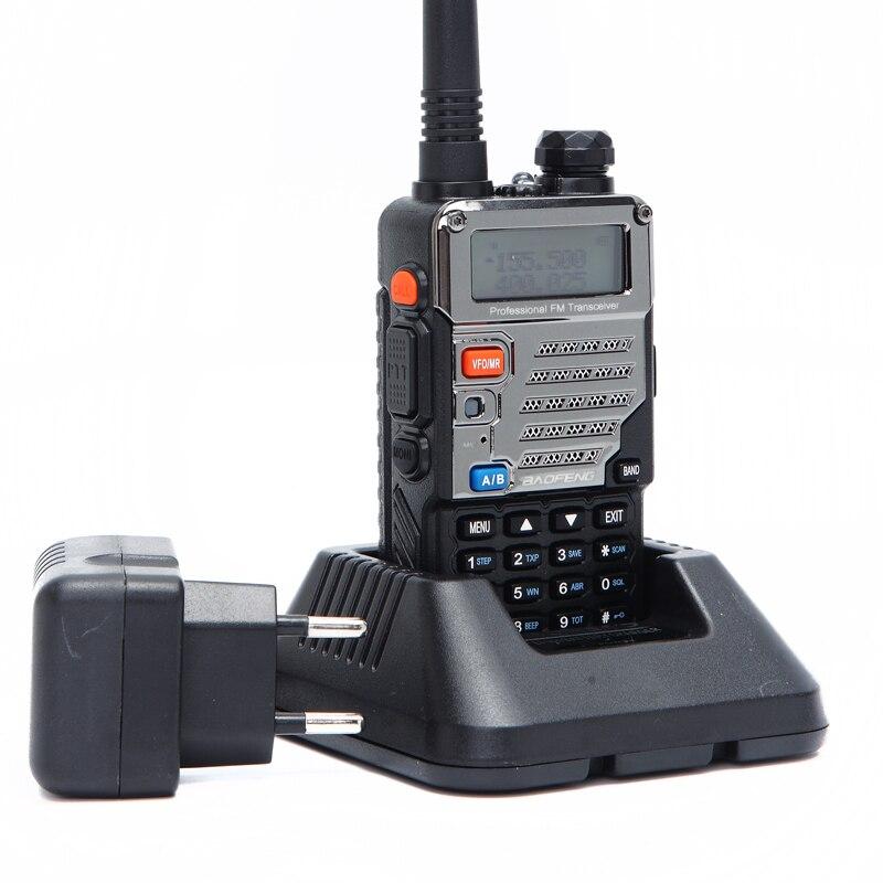Image 5 - BAOFENG UV 5RE Tri power 8W/4W/1W 10km long range HIGH POWER  Handheld walkie talkie cb HAM Two way Radio upgrade of UV 5REpowerful  walkie talkiesbaofeng uv-5r 8wuv-5r 8w