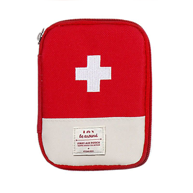 Function Portable First Aid Kit Travel Accessories Emergency Drug Cotton Fabric First Aid Medicine Bag Pill Case Splitters BoxFunction Portable First Aid Kit Travel Accessories Emergency Drug Cotton Fabric First Aid Medicine Bag Pill Case Splitters Box