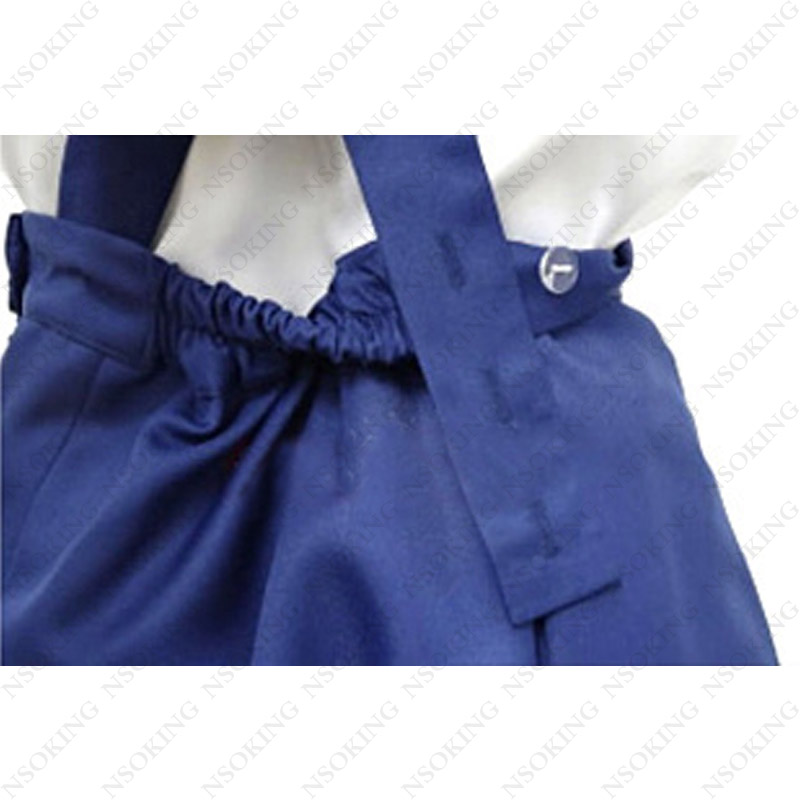 Bakemonogatari Hachikuji Mayoi Cosplay Costume Customized