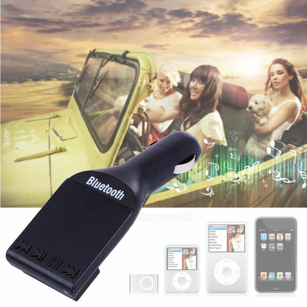 Kit de coche MP3 jugador manos libres inalámbrico Bluetooth transmisor FM LCD USB cargador para Ford Focus 2 3 W5w Bmw E46 kia Xiaomi Roidmi