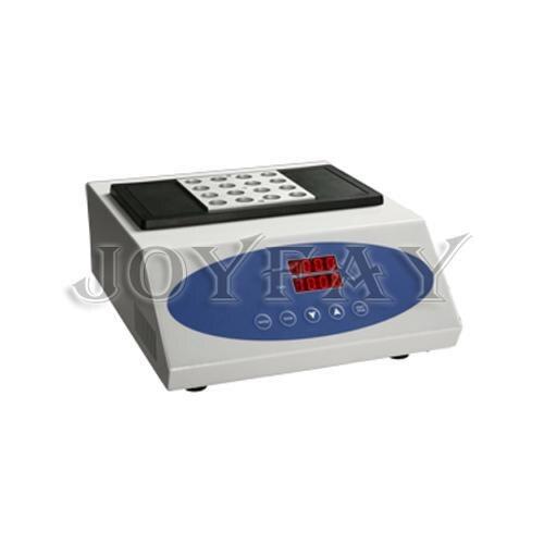 New Dry Bath Incubator MK200-1 +5~150degree LED Display