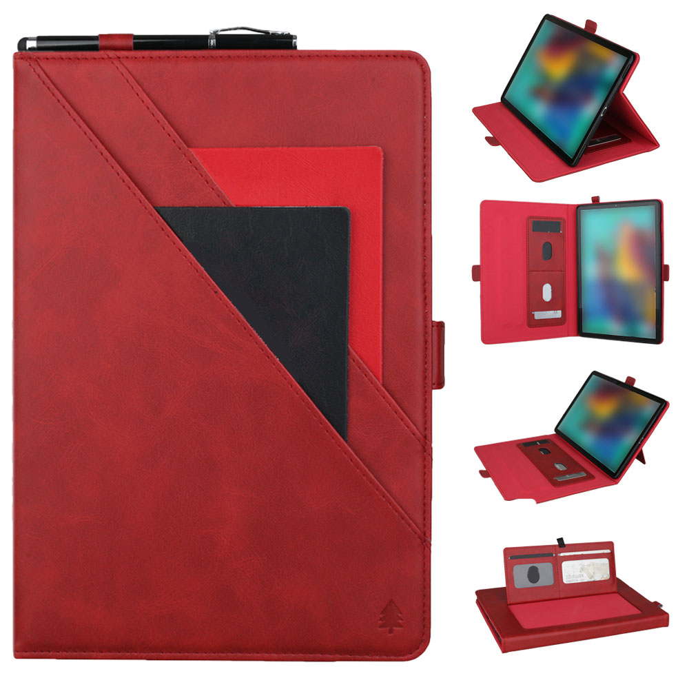 Auto Sleep Wake Smart <font><b>Case</b></font> For Samsung Galaxy Tab S5e 10.5 inch 2019 <font><b>Case</b></font> Card Slot Flip Stand Cover For Tab S5E SM-<font><b>T720</b></font> SM-T725 image