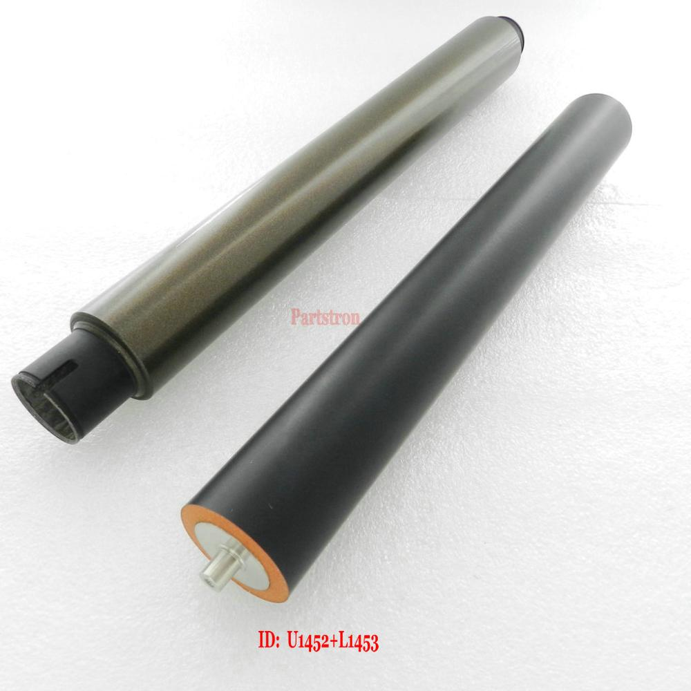 New Fuser Roller Kit NROLI1453FCZ1+NROLT1452FCZ1  For Sharp ARM 550 620 700 MX-M550 620 700  Copier Parts Outlets