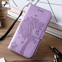 TAOYUNXI Phone Case For LG X Power F750 K210 K450 K220 K220DS k220y k220 LS755 US610 F750K XPower 5.3 inch Leather Flip Cover