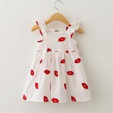 hot deal buy girls summer dress 2016 new girls clothes embroidery girls dresses sleeveless children dresses toddler kids dresses for girls