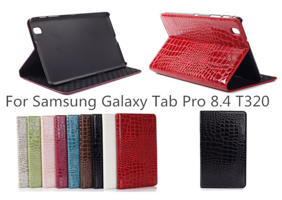 Leather Case for Samsung Galaxy Tab Pro 8.4 T320