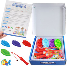 Fishing Competition Parent-child Interactive Table Games To Improve Observation Attention Kids Board Educational Toys