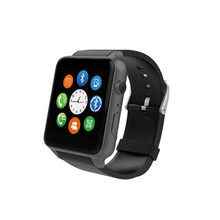 e59496568b7e Original Kingwear GT88 reloj inteligente Monitor de ritmo cardíaco  iluminación reloj inteligente Bluetooth con SD tarjeta SIM pa.