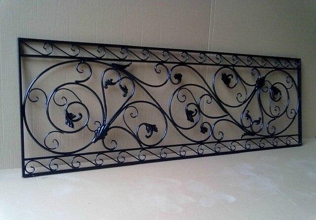 Wrought Iron Door Cabinet Factory Direct Vertical