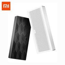 Xiaomi Square Box Bluetooth Speaker Wireless Portable Stereo Mini Speaker New Original Bluetooth 4.0 for Mobile Phones