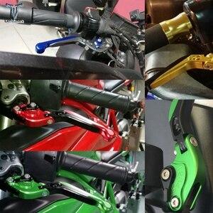 Image 5 - Akcesoria motocyklowe aluminium regulowany hamulec sprzęgła dźwignie do SUZUKI GSF1200 BANDIT 2001 2002 2003 2004 2005 2006