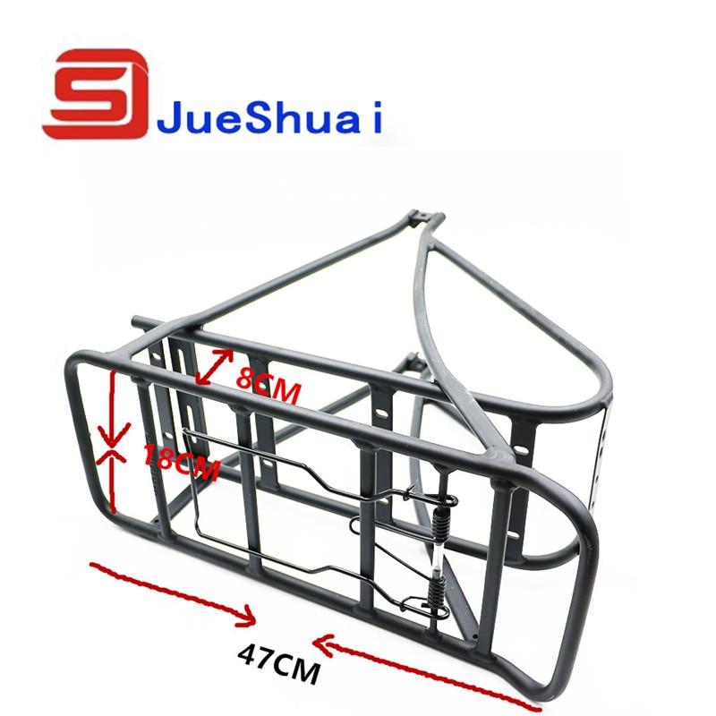 ФОТО 26 inch 700C 28inch Bike Luggage Carrier Rear Racks Electric Bike Double layer Rear Racks High Quality Rear Carrier Rack