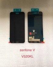 ACKOOLLA мобильных телефонов Дисплеи для ASUS Zenfone V V520KL A006 аксессуары Запчасти дисплеев мобильных телефонов Сенсорный экран