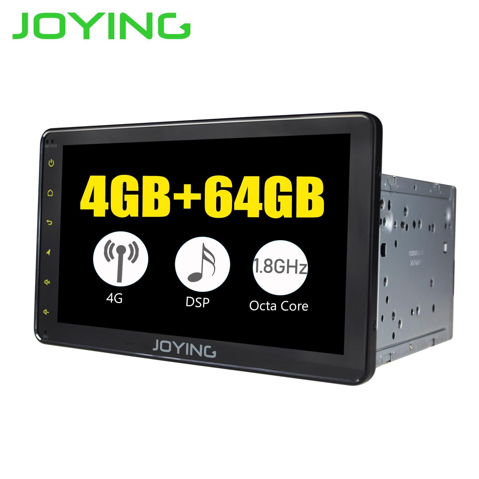Joying Auto Radio 2 Din Android GPS Navigation Car Stereo Universal Car Radio 8 Multimedia Player