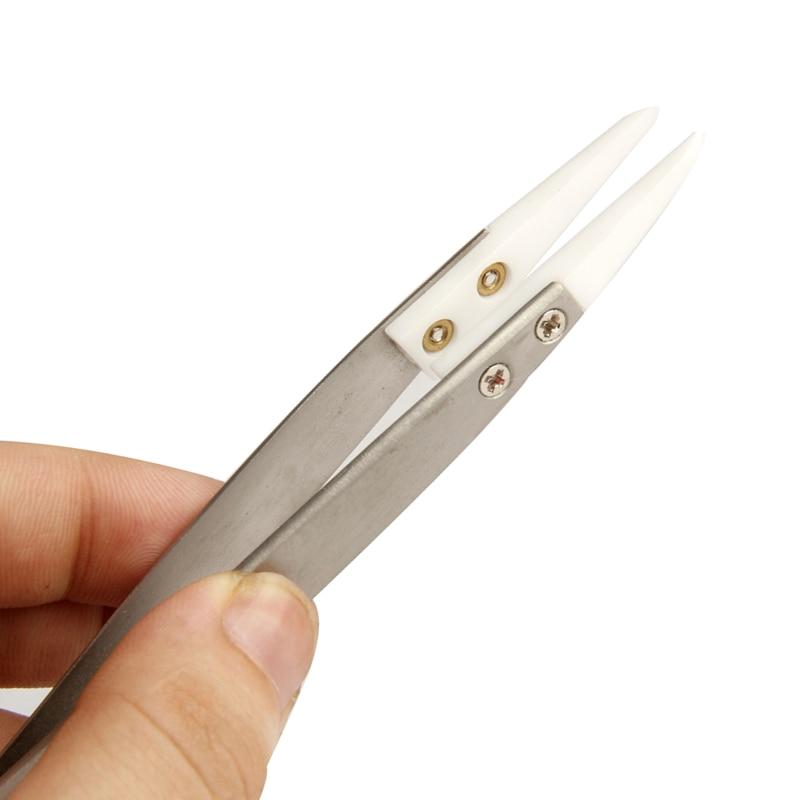 6 sztuk / zestaw Pincety ceramiczne Kleszcze Narzędzia ręczne - Narzędzia ręczne - Zdjęcie 3