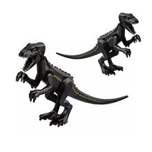 Jurassic Dinosaur world Figures Tyrannosaurs Rex Building Blocks Compatible With Toys