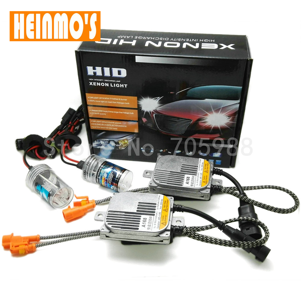 24M Warranty AC H8 H9 H11 55W H7 KIT Xenon Bulb Headlight Xenon KIT  Conversion Kit Headlamp H1 H3 H7 H8 H9 H11 HB4 9005 9006 csp led h7 car headlight kit 66w 6000lm auto front light h7 fog bulb 3000k white 6500k led headlamp h8 h3 h1 h11 9005 9006 h4