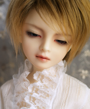 Saint Valentine's  Sleeping Doll BJD SD doll SD1/3 LUCAS  without shoes clothes makeup