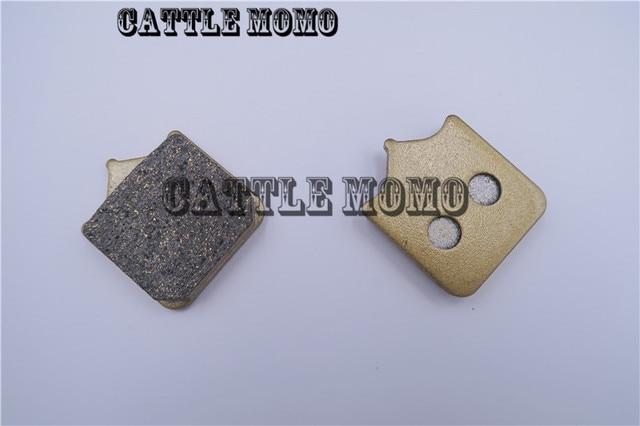 Motorcycle Brake Pads For HUSQVARNA SM 450 R Radial caliper 2007-2010 SM 510 R (Radial caliper) 06-10 SMR 511 11-13 SMR 630 (4T)