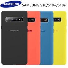Samsung Original Silicone Cover for Samsung Galaxy S10, S10Plus, S10E