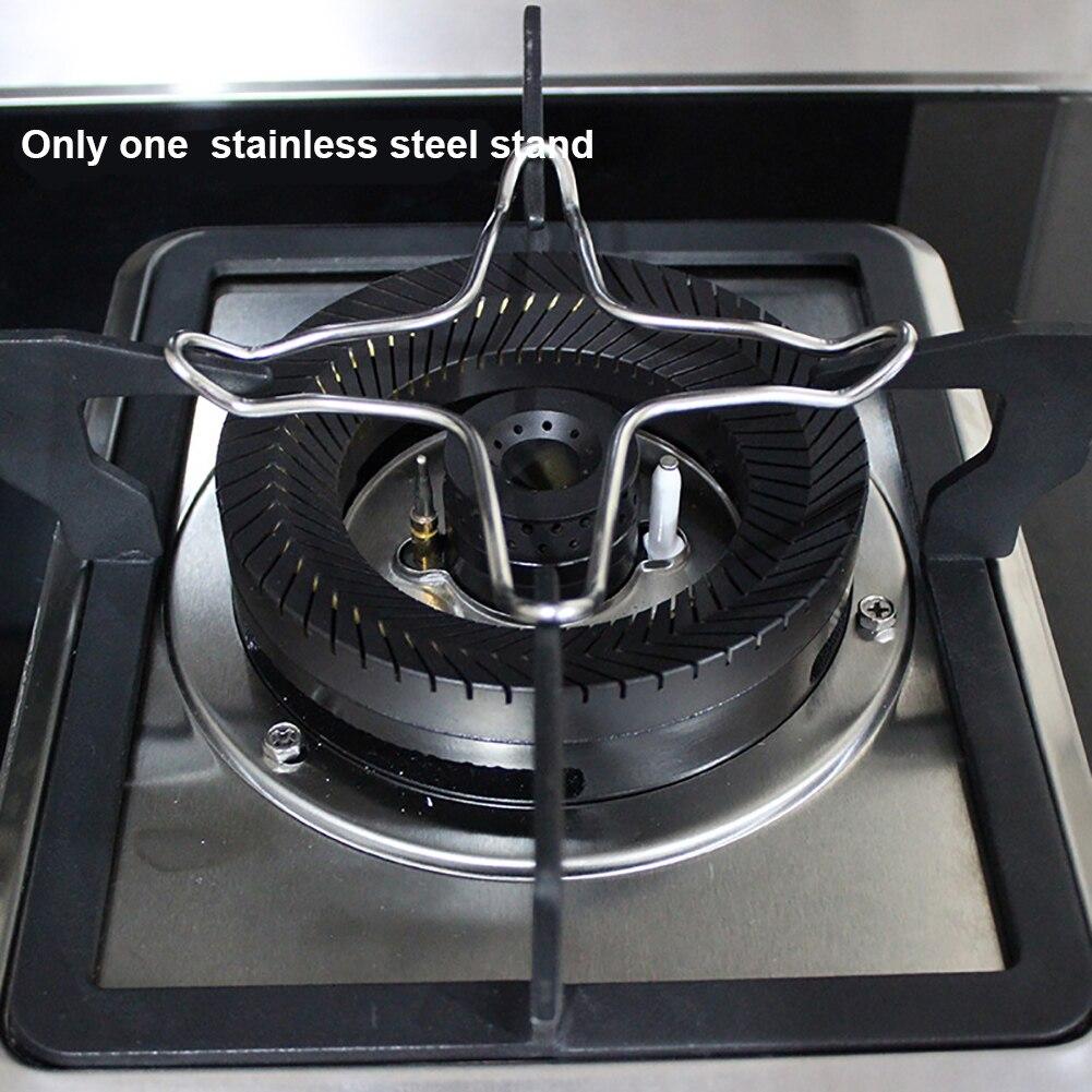accessoires pour cafetiere cuisiniere cuisiniere haut support universel support de casserole plaque de cuisson gaz cuisine support inox dessous de