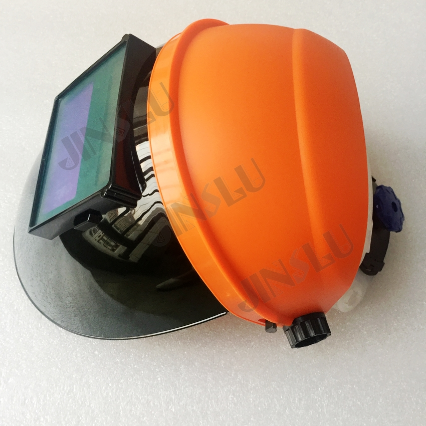 Solar Cell Darkening Welding Helmet Mask Welders Arc Tig Mig Solar Powered Welders Mask in Welding Helmets from Tools