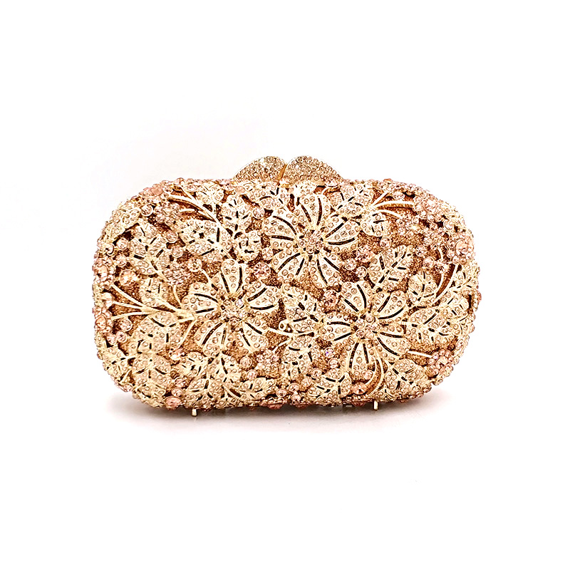 868404312b HOT SALE] Women evening party bag diamonds elegant crystal clutch ...