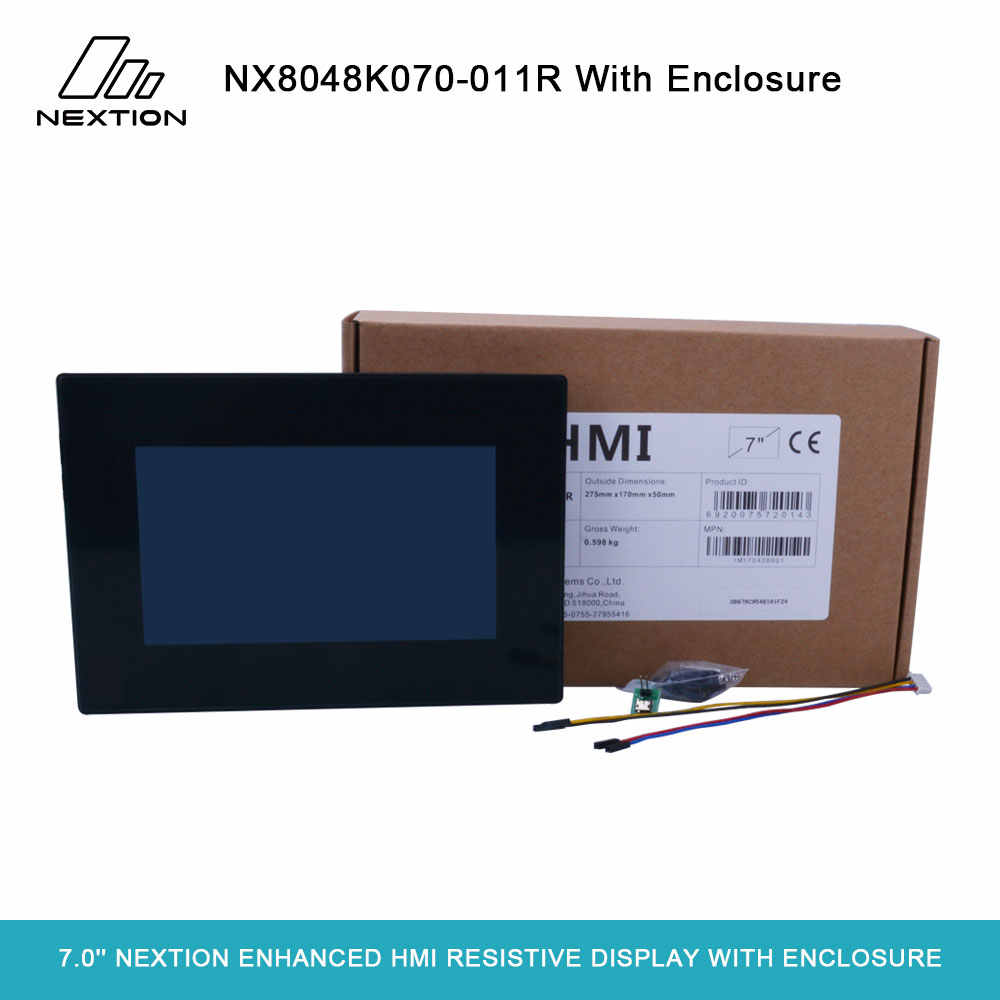 Nextion Enhanced NX8048K050 Generic 5 0'' 800*480 Built in