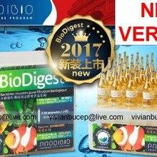 PRODIBIO программа по уходу за аквариумом-BioDigest(30 флаконов) бактериальный раствор для аквариума свежая и морская вода