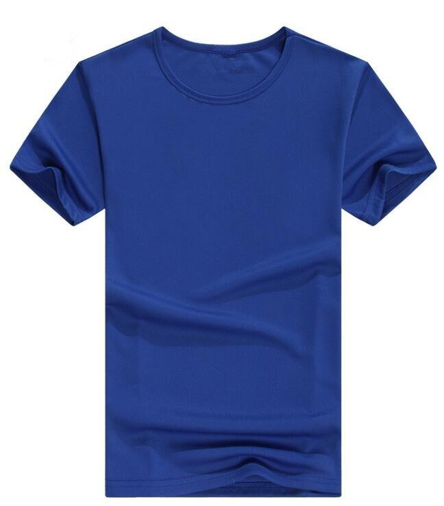 2018 sommer lose große größe schnell trocknend rundhals kurzen ärmeln T-shirt