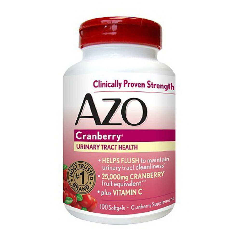 AZO Cranberry Urinary Tract Health, 25,000mg equivalent of cranberry fruit, Softgels 100 count why should i bother about the planet