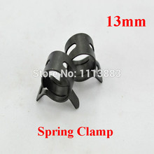High Quality 13mm Metal Spring Tube Hose Pipe Clamps Clips