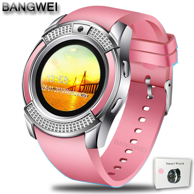 Pink Smartwatch android 5c649caf6f148
